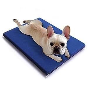 lesotc Dog Cooling Mat,Water Cooling Mats Non-Toxic