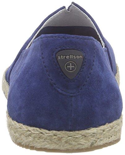Strellson Sandy Herren Slipper Blau (401)