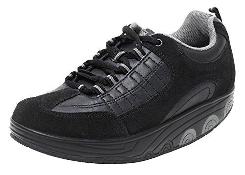 AKTIV Herren Schuhe mit Spezial Rundsohle Gr. 41