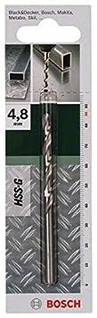 Bosch DIY Metallbohrer HSS-G geschliffen (Ø 8, 5 mm) 2609255053