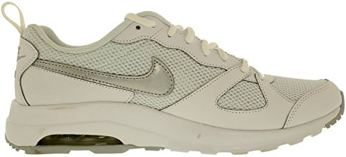 Nike Femme Air Max Muse Femmes Chaussures Course - Blanc Platine 100, 4 UK/37.5 EU/6.5 US
