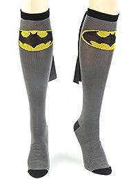 Batman Adult Knee High Cape Sock, One Size