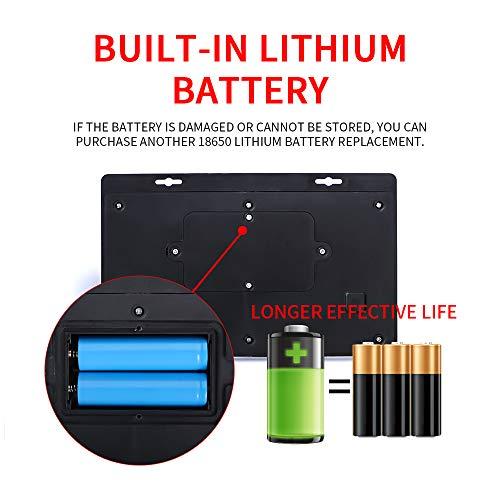 40LED Energia Solar Luz De Seguridad, 3 En 1 Luz Solar Luz Del Sensor De Movimiento Al Aire Libre Impermeable Brillante Lampara 3 Modos Inteligentes, ...