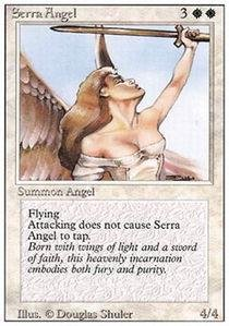 Magic Gathering 3rd Edition (Magic: the Gathering - Serra Angel - Revised Edition)