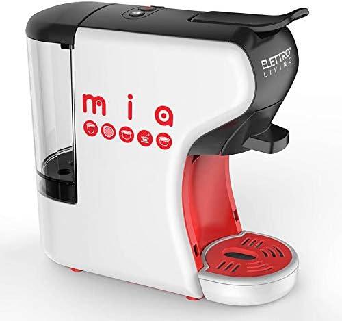Elettro Living MIA - Adaptador para cápsulas Dolce Gusto, polipropileno, negro: Amazon.es: Hogar