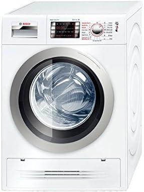 Bosch WVH28422GB Independiente Carga frontal A Blanco lavadora ...