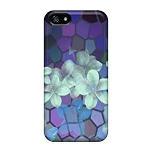 DustinHVance RLrxlhk358MZdUj Case Cover Iphone 5/5s Protective Case Flowersonmosaic