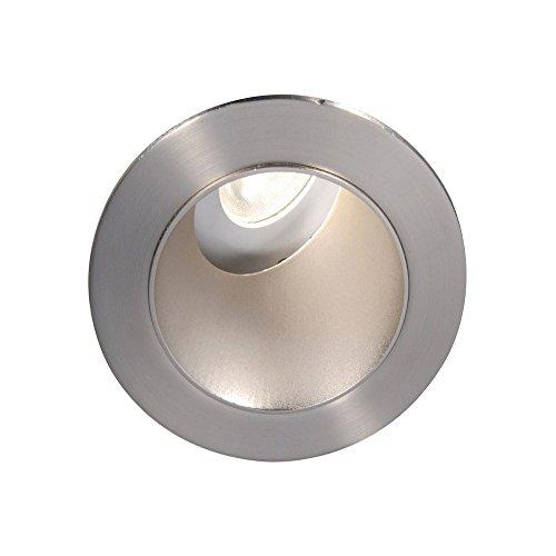 """UPC 790576362397, WAC Lighting HR3LEDT318PN840BN Tesla - 5.25"""" 22W 30° Pro LED Adjustable Trim, Brushed Nickel Finish"""