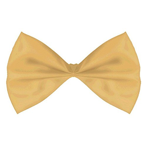 Amscan Gold Bow Tie, Party Accessory -
