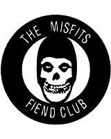 """The Misfits - Fiend Club - Pinback Button 1"""""""