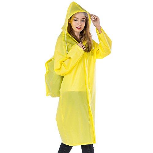singolo lungo 6 Impermeabile donne impermeabile A yuyi L dimensioni dimensioni per ZZHF Zhihui Travel uomini impermeabile opzionali opzionale Colore poncho D poncho Outdoor e colori vZnw6qWAx