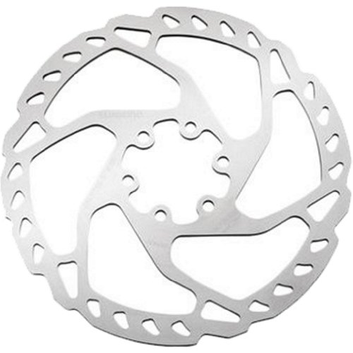 SHIMANO SM-RT66 SLX 6-Bolt Disc Brake Rotor - Brake Rotors Bicycle Disc