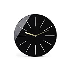 Wall Clock Wall Clock/Living Room Modern American Silent Wall Clock Wall Clock Decorative Wall Clock Home Decoration Quartz Watch Clock (Color : 2)