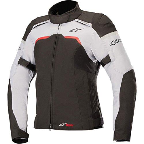 Alpinestars Women's Stella Hyper Drystar Black/Gray Jacket, M