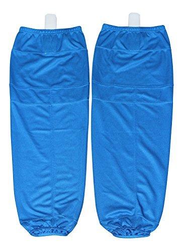 De malla Dry-de Hockey de calcetines tallas juveniles y para adultos
