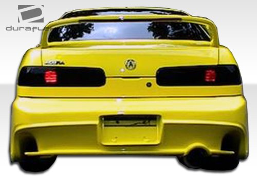 1994-2001 Acura Integra 2DR Duraflex Millenium Wide Body Rear Bumper Cover - 1 Piece (Millenium Wide Body)
