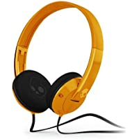 Skullcandy Uprock Headphones with Mic Steeltown Gold/White, One Size