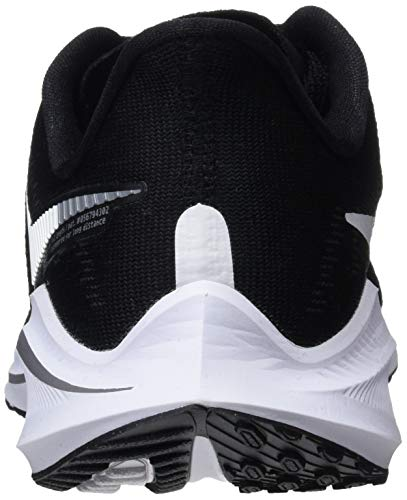 010 De Running Zoom Nike Vomero Mujer Grey Negro thunder black Para 14 Wmns white Zapatillas Air 0nnZg4