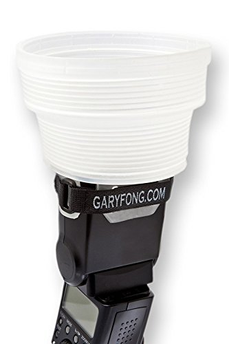 Gary Fong Collapsible Speed Mount Light Sphere (White)