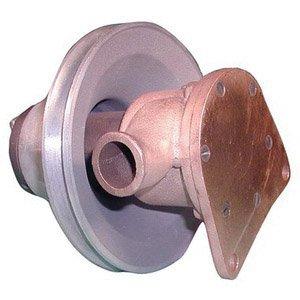 Oberdorfer 402M-03 Impeller Pump, 21 gpm, 1-1/4'' Hose Inlet x 1-1/4'' Hose Outlet by Oberdorfer