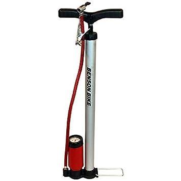 Blackspur BB-FP102 Double Cylinder Foot Pump with Gauge by Blackspur Accessoires auto Auto et Moto