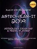 Astro-Plan-It 2019: Astrology Calendar & Travel Planner