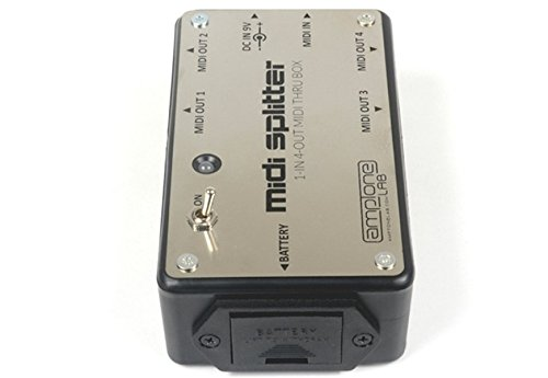 AmpTone Lab Powered Midi Splitter by AmpTone Lab