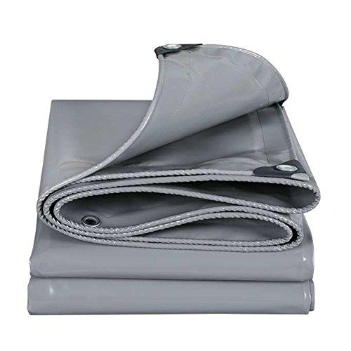 彼らのノミネート散らすLIXIONG オーニング グレー 環境を守ること 屋外レインコートの日陰、 PVC、 厚さ0.45mm、 550g/m 2、 13サイズ (サイズ さいず : 4 x 5m)