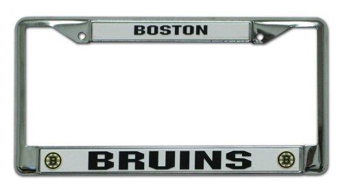 license plate frame boston bruins - 5