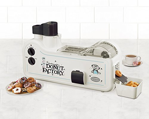 Nostalgia MDF200 Automatic Mini Donut Factory