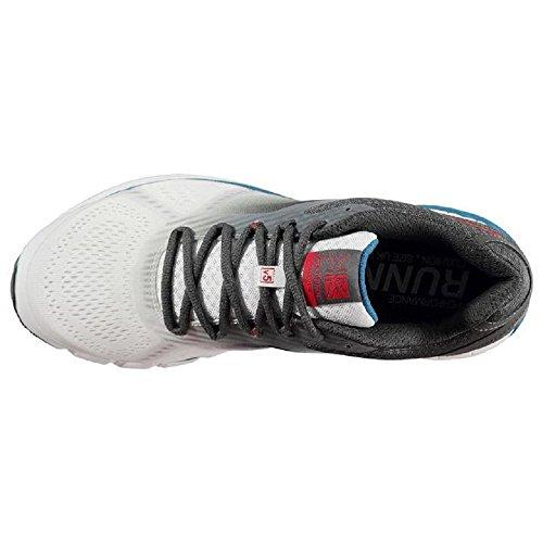 Lightweight Ride Chaussures Anthracite Blanches Mens Tennis Tempo De Running 5 Bqwx6Id