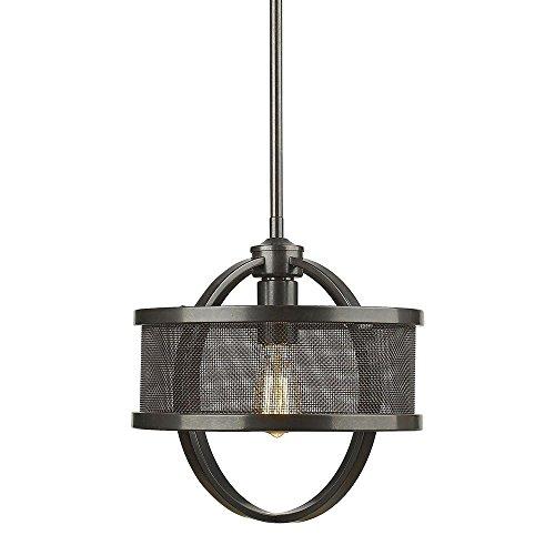 Modern Bronze Pendant Lighting