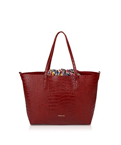 POMIKAKI SHOPPER MERYL RED