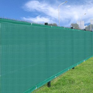 Green 6ft height 50 39 wide privacy fence screen for for Pool screen privacy