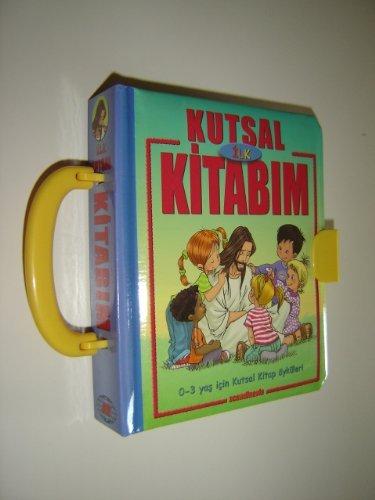 Download Turkish Toddler Bible / Ilk Kutsal Kitabim / Yazan: Cecilie Olesen, Resimleyen: Gustavo Mazali ebook