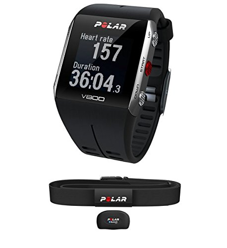 Polar Equine V800 Heart Rate Monitor, Black by Polar