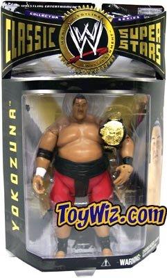 WWE Classic Superstars Collector Series ''Yokozuna'' Action Figure by Jakks Pacific