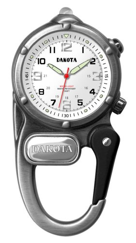 Dakota Mini Clip Microlight Watch (Mini Clip Watch Dakota)