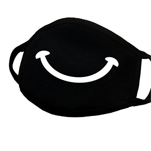 Shineweb® Outdoor Protective Cartoon Cotton Face Mouth Mask Suitable for Adults by Shineweb (Image #6)