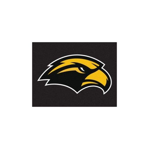 (University of Southern Mississippi All-Star Rug)