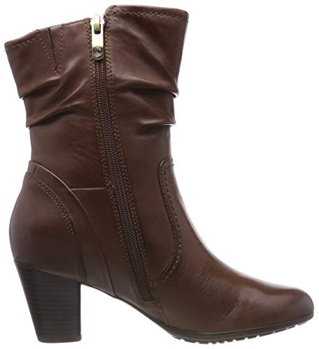 305 25348 Femme Marron Cognac Botines Be 21 Natural Pwqx0gZ