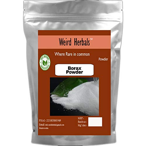 """Weird Borax Powd for Cleaning """"Suhaga"""" Safe 400GM Price & Reviews"""