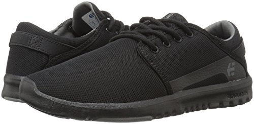 Etnies Scout, Color: Dark Black, Size: 39 EU (7 US / 6 UK)