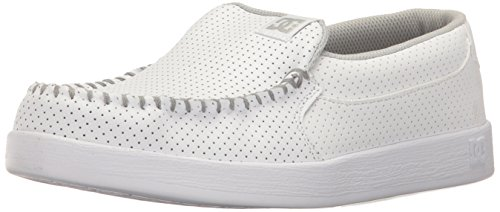 Blue White Villain White Ashes SE Shoe TX White White Women's Skate DC fHYBqZwq