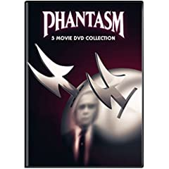 PHANTASM: 5 Movie DVD Collection debuts September 19 from Well Go USA