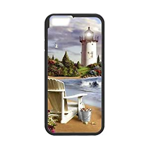 GGMMXO Lighthouse Shell Phone Case For Ipod Touch 4 [Pattern-1]