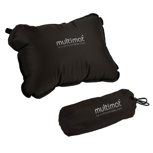 ProForce Multimat Superlite Pillow – Black, Outdoor Stuffs