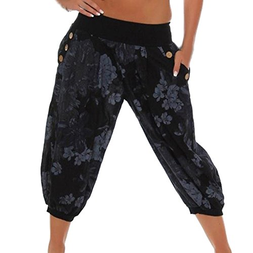 Donna Pantaloni Laamei Nero Laamei Pantaloni Donna Bwvqgaa
