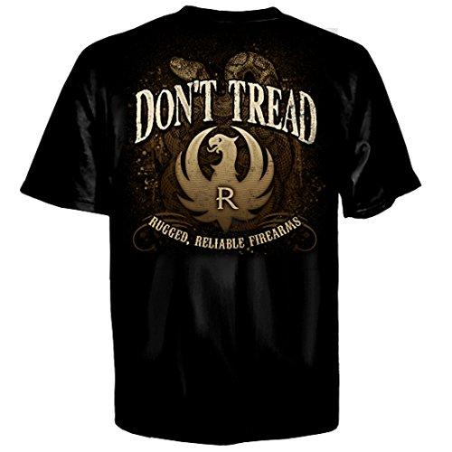 Ruger Bite Back Mens T-Shirt-Medium