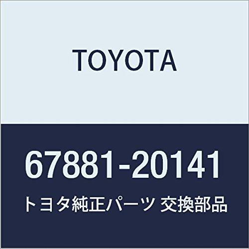TOYOTA (トヨタ) 純正部品 バックドア ウエザストリップ セリカ 品番67881-20141 B01LYUPAXE
